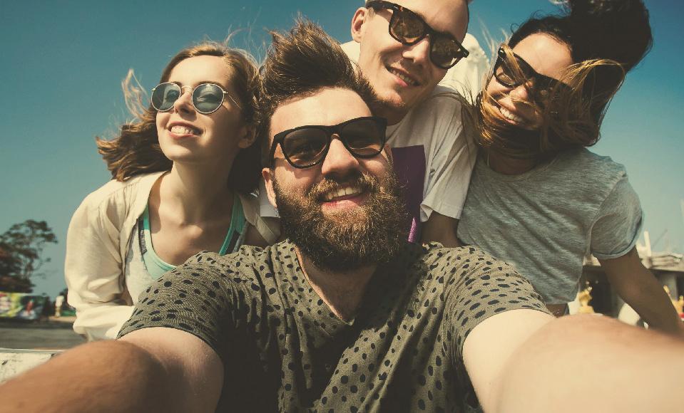 Epic Summer Rav4 Trip Selfie